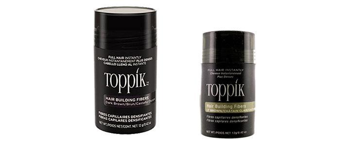 Microfibras capilares Toppik en Carrefour