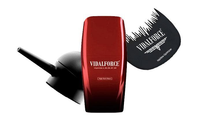 Vidalforce Fibras Capilares, Opiniones, Usos y Ofertas